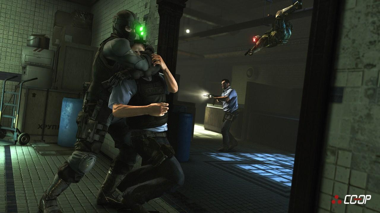 CES 2010: Splinter Cell Conviction - Gaming Nexus