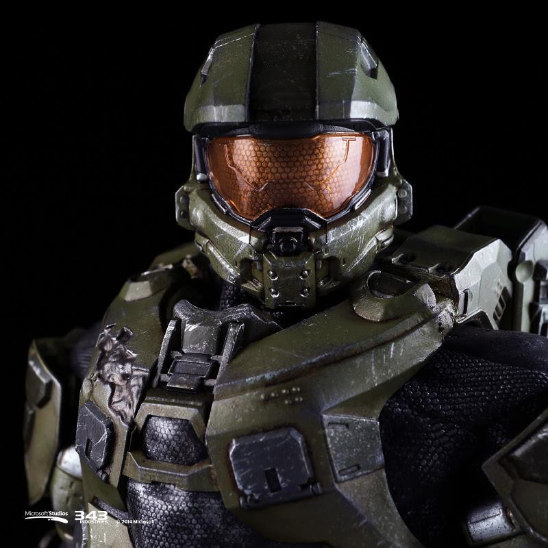 3a Toys Reveals Highly Detailed Master Chief Figure
