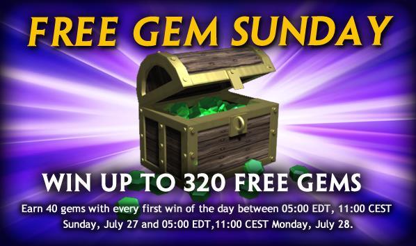 smite how to get free gems