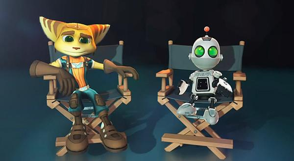 Ratchet Clank Movie Gets A Release Date And Some Details On The Ps4 Re Make Of The Classic Game Gaming Nexus