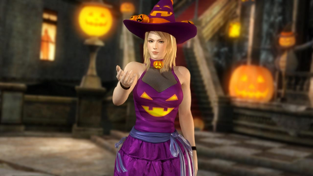 dead or alive 5 celebrates halloween with a massive costume pack u2013 game on ohio