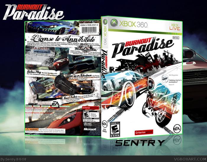 burnout paradise confirmed for xbox one backwards compatibility gaming nexus. Black Bedroom Furniture Sets. Home Design Ideas