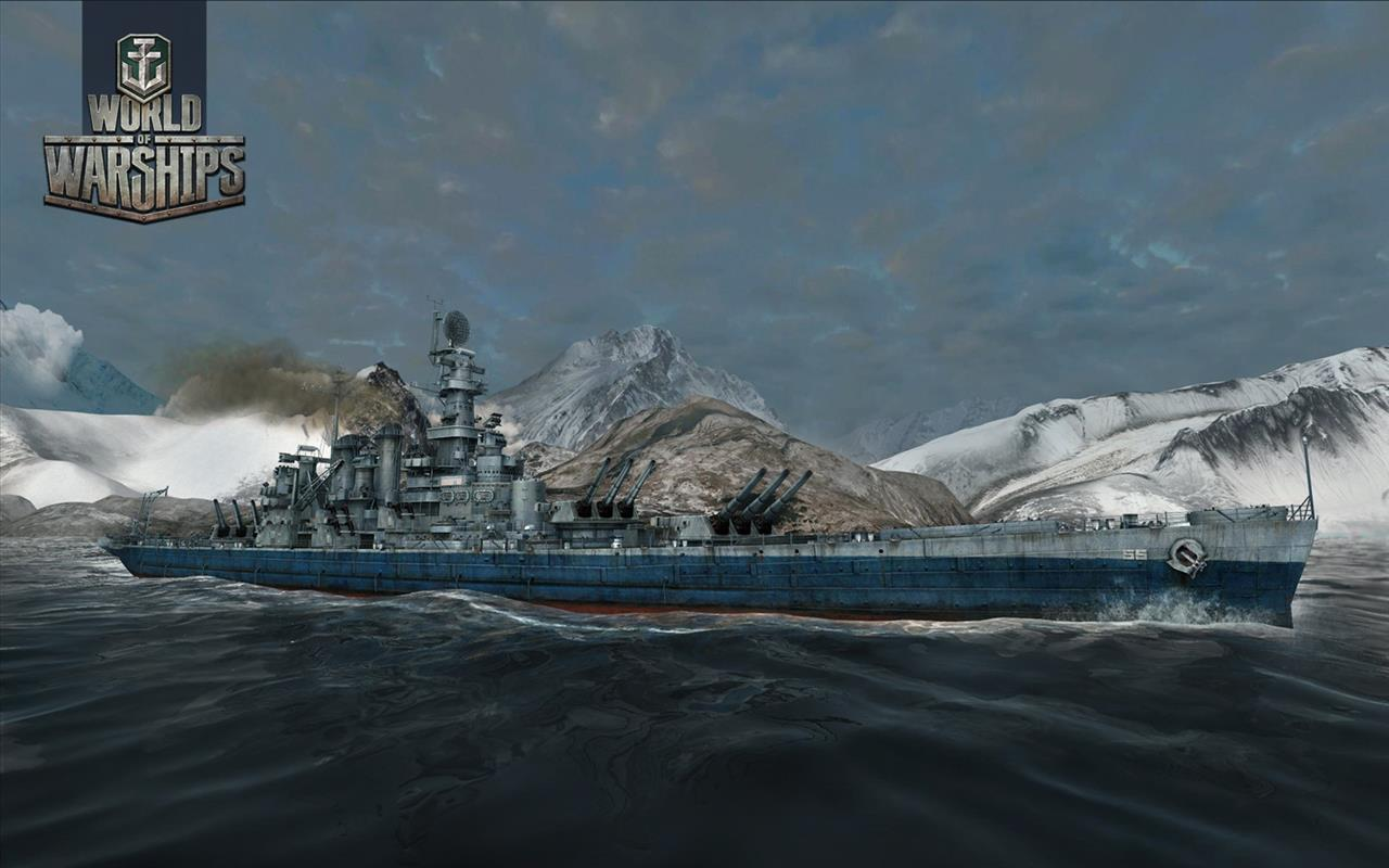 New World Of Warships Screenshots Of New Mexico Class