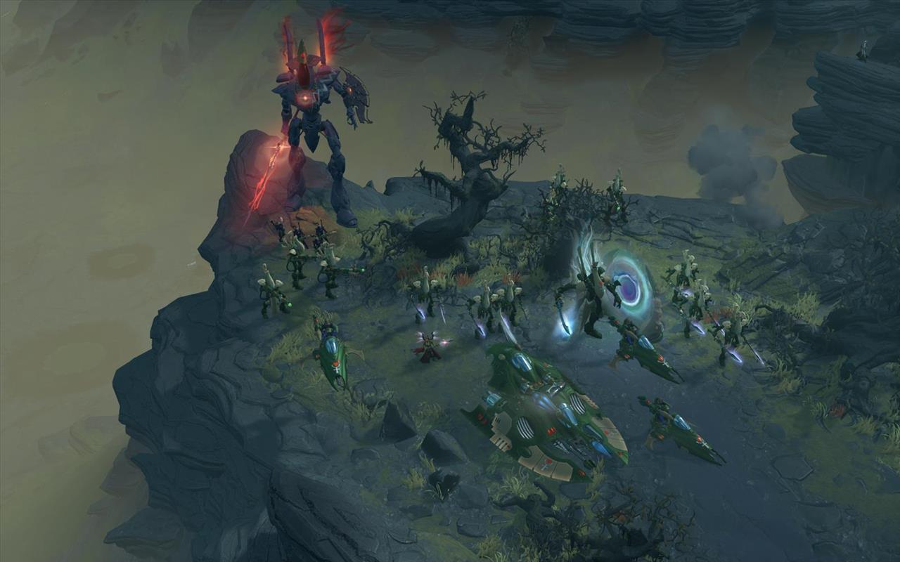 nexus dawn of war