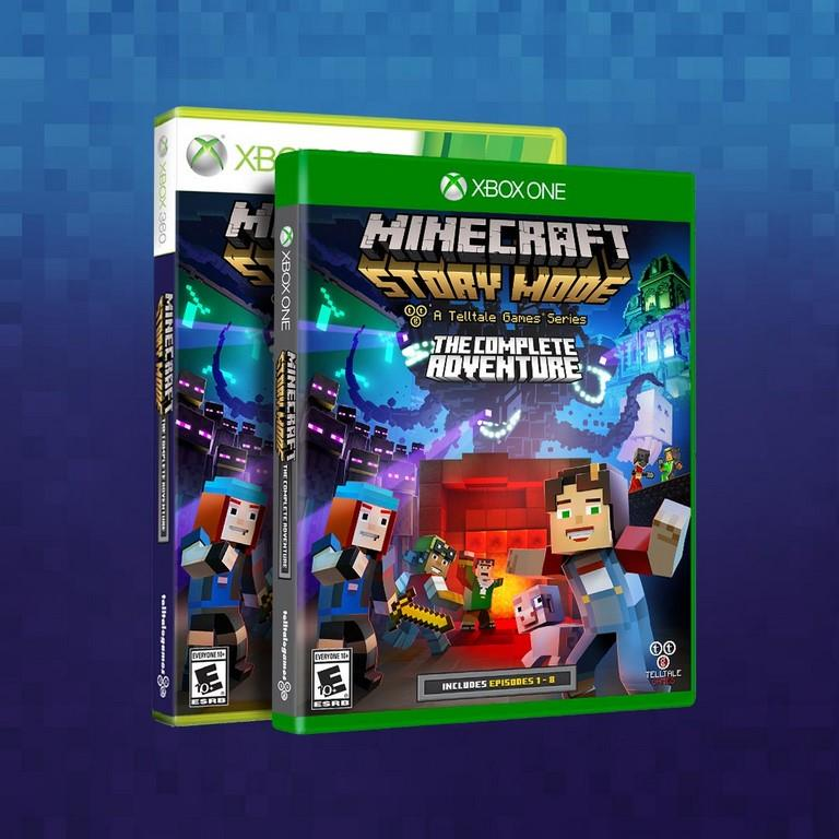 Minecraft: Story Mode - The Complete Adventure comes to