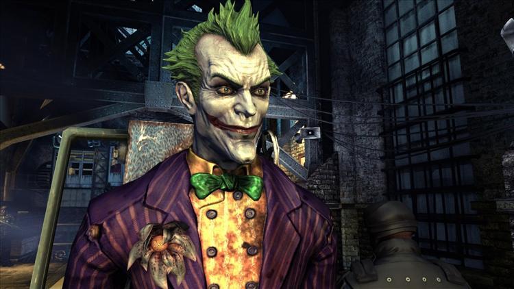 Batman: Arkham Asylum PhysX patch released -Update- - Gaming