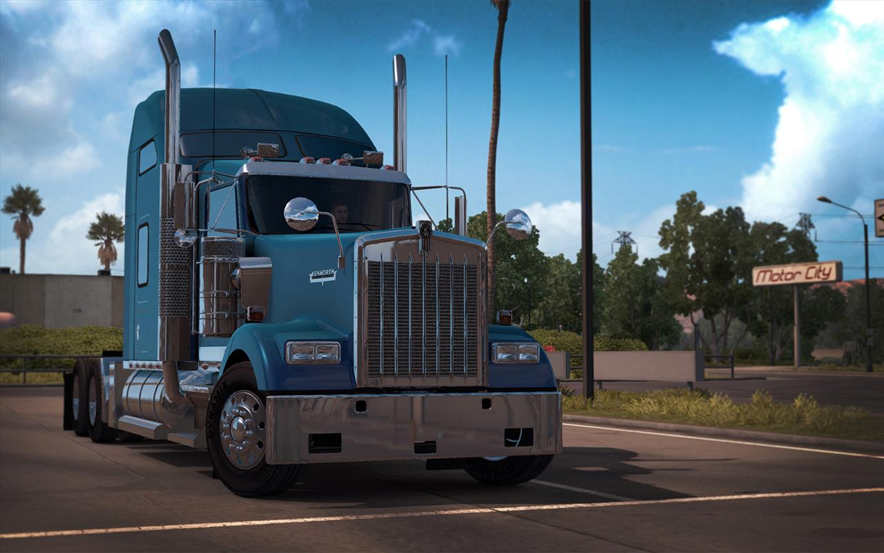 american truck simulator reveals launch trucks gaming nexus. Black Bedroom Furniture Sets. Home Design Ideas