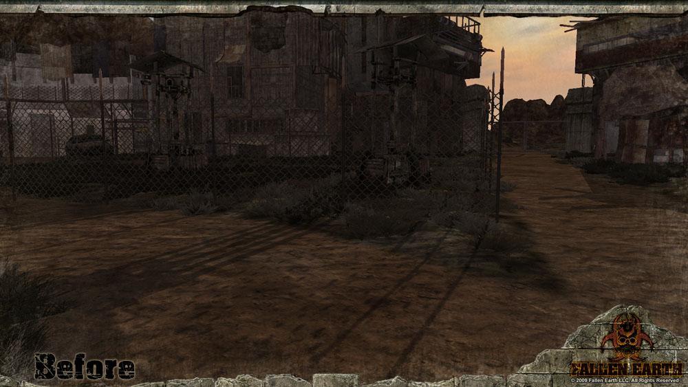 Fallen Earth Gameplay Fallen Earth now looks...