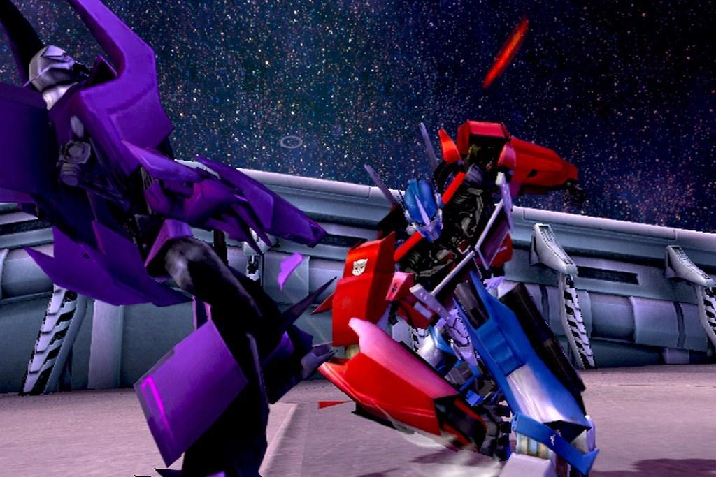 Transformers Prime screenshots - Gaming Nexus