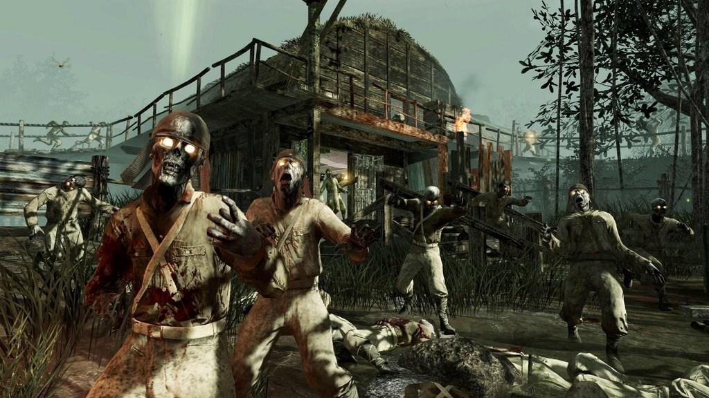 Are you tired of zombies yet? Well too bad, because here comes CoD Call Of Duty Black Ops Rezurrection Maps on