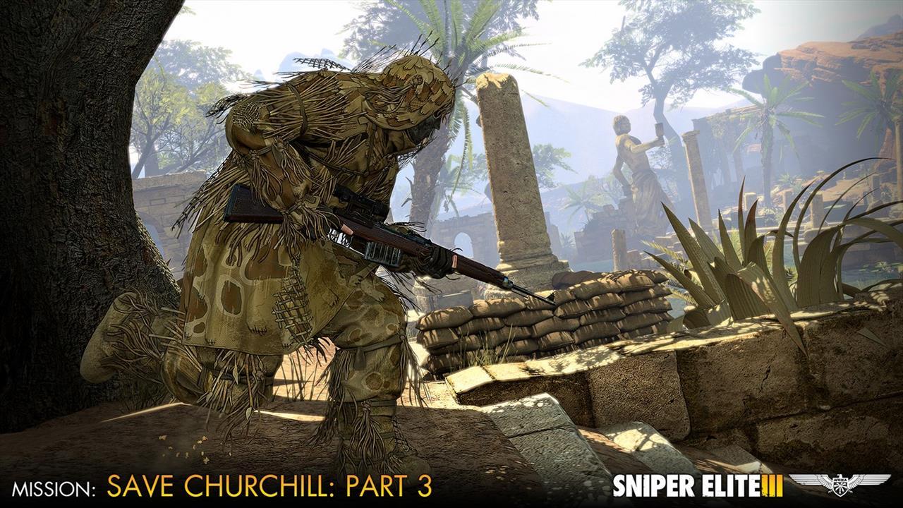 Kết quả hình ảnh cho Sniper Elite 3 Ultimate Edition
