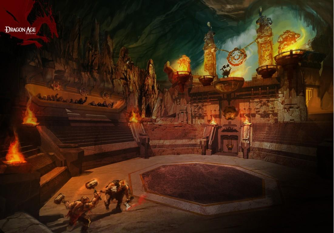 Dragon Age S Orzammar The City Of The Dwarves Gaming Nexus