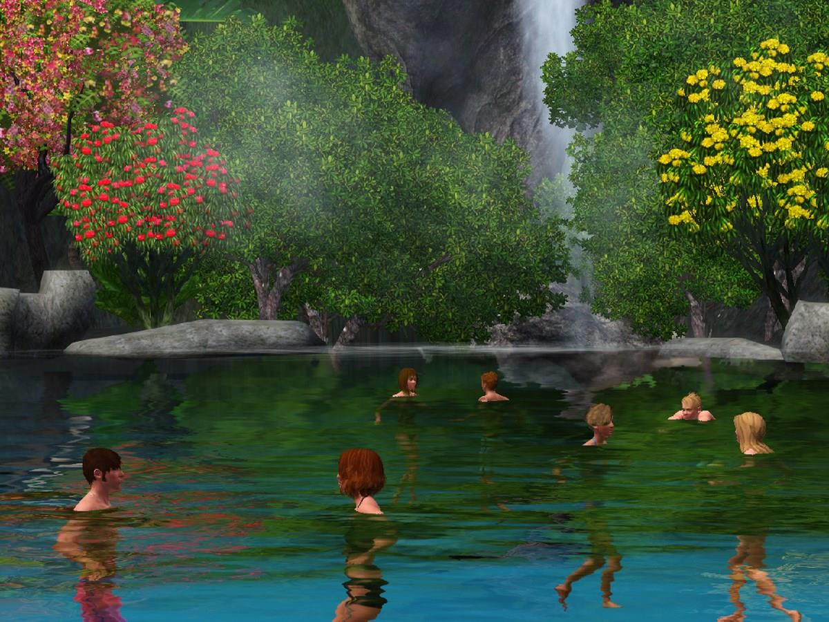 EA releases launch trailer for The Sims 3: Island Paradise