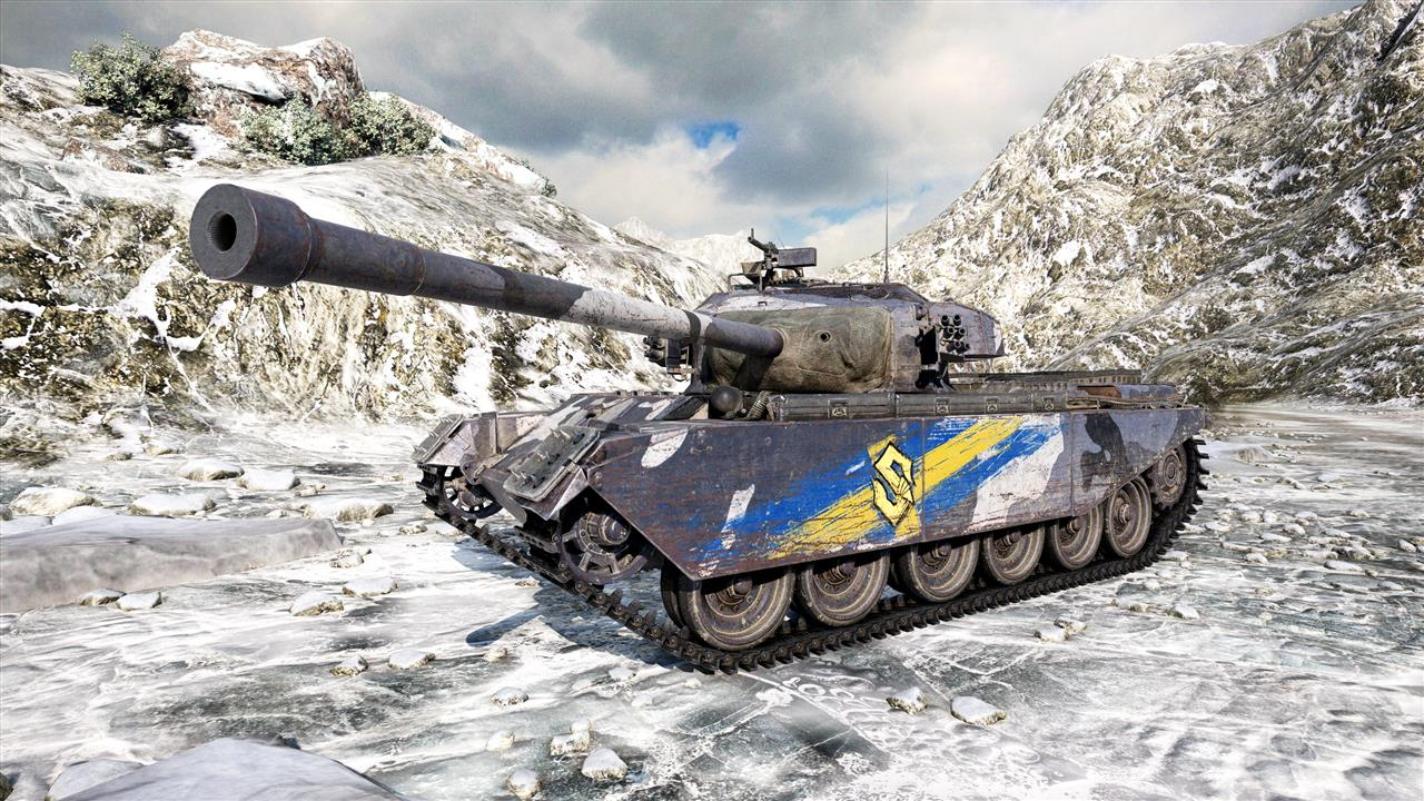 World of Tanks console deploys Swedish tanks - Gaming Nexus
