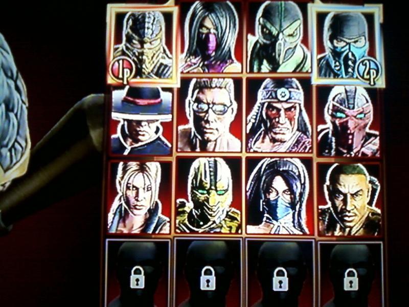 mortal kombat characters list. mortal kombat 9 characters
