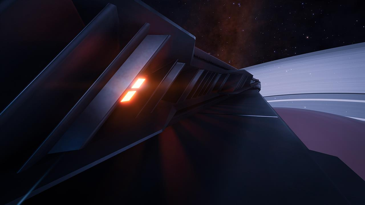 Elite Dangerous adding a sleek new race car-looking ship to