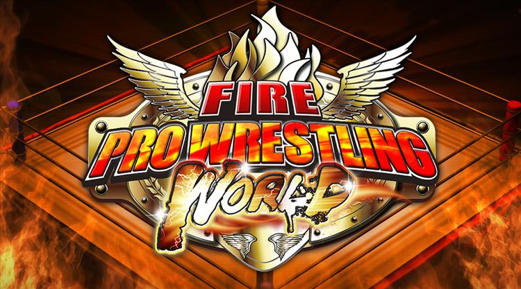 New DLC for Fire Pro Wrestling World coming this month to Steam and
