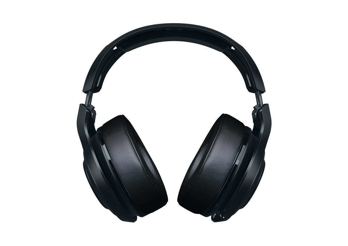 Razer's latest wireless headset, the ManO'War, gives you