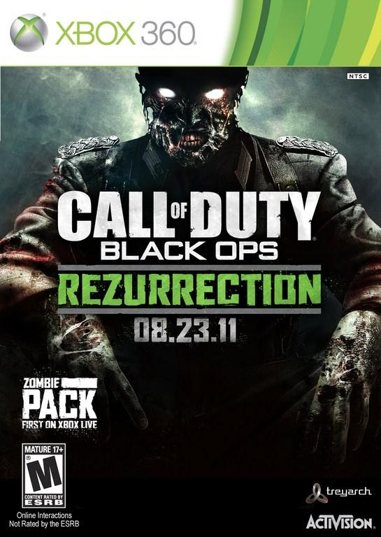 Activision announces all zombies content pack for Call of Duty ...