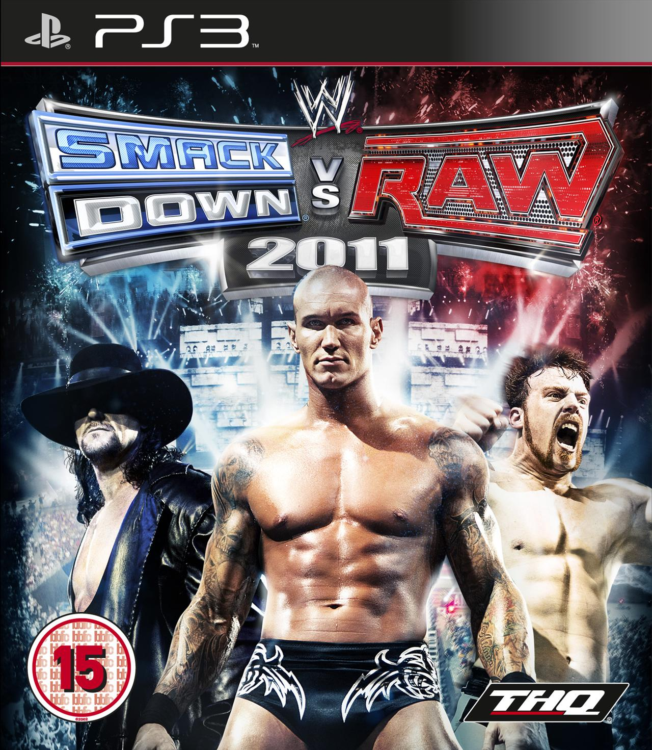 Download Smackdown 2011 Full RIP