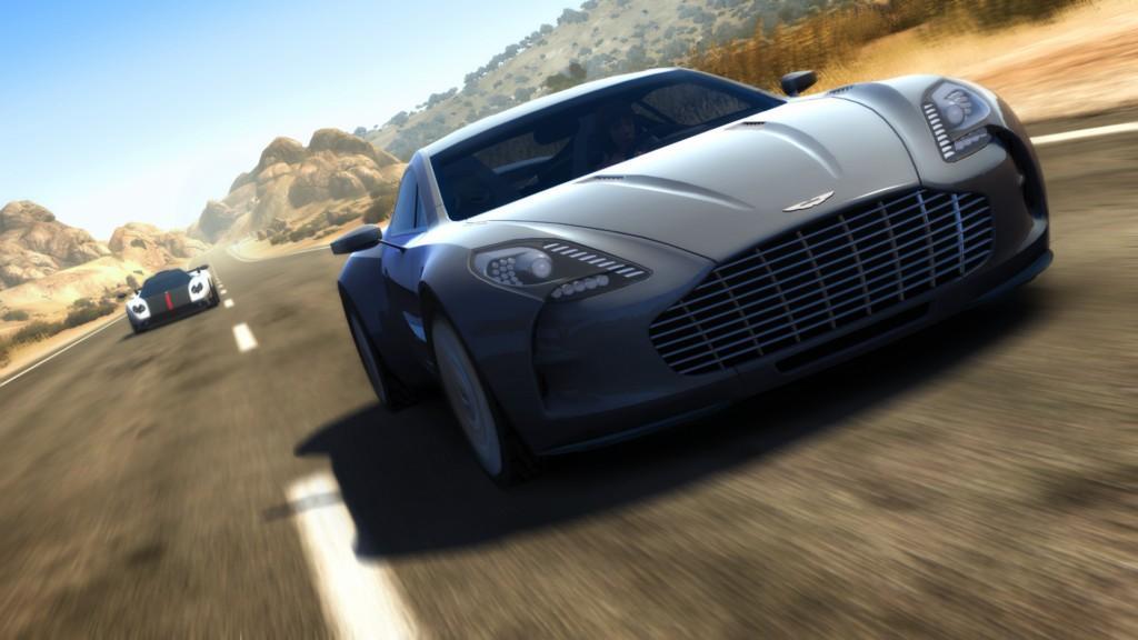 Do You Want To Drive An Aston Martin One 77 Gaming Nexus