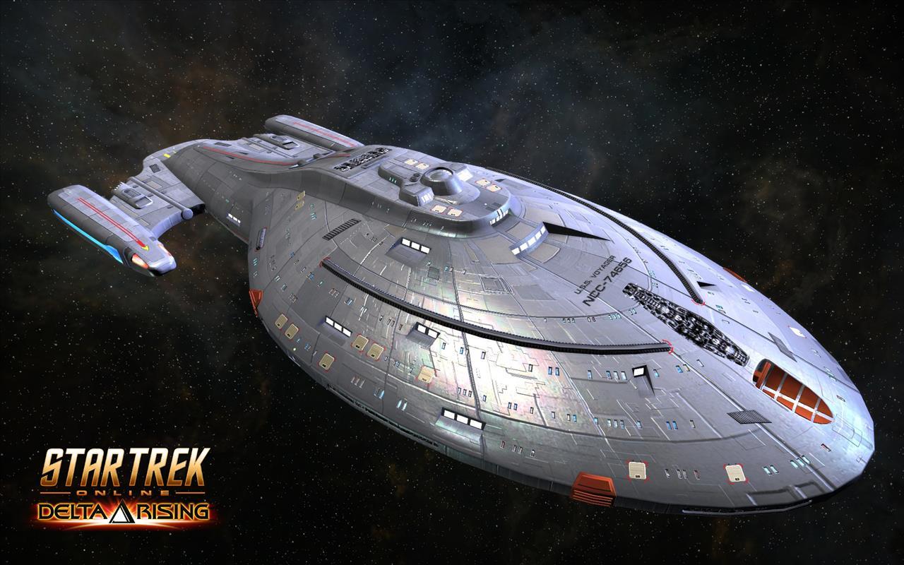 Star Trek Online Reveals Second Expansion Delta Rising