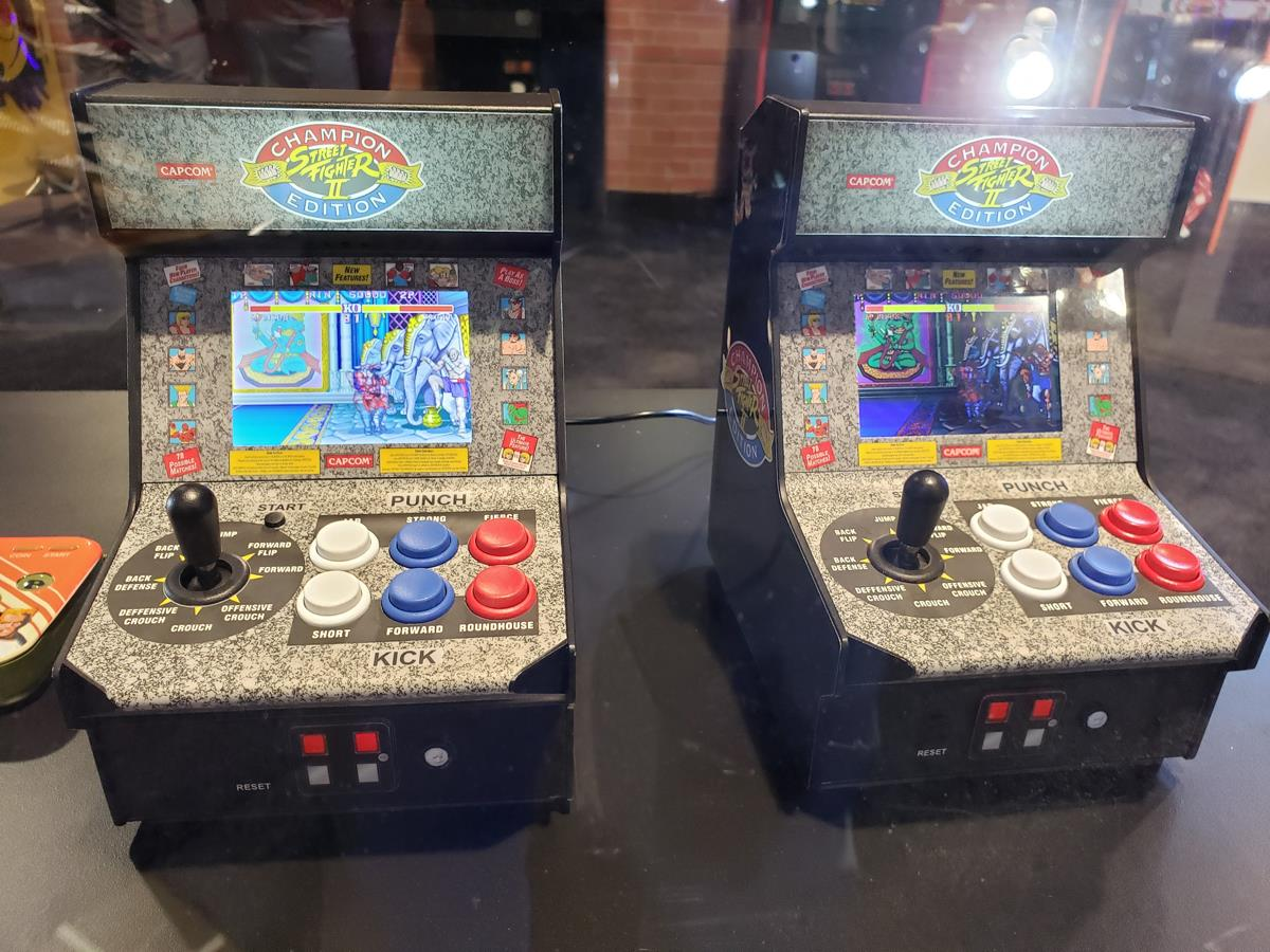 Ces 2020 My Arcade Takes Mini Arcade Cabinets To Another Level