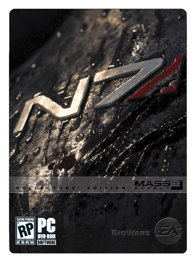 Get fancy with Mass Effect 2 Collectors' Edition and check ...