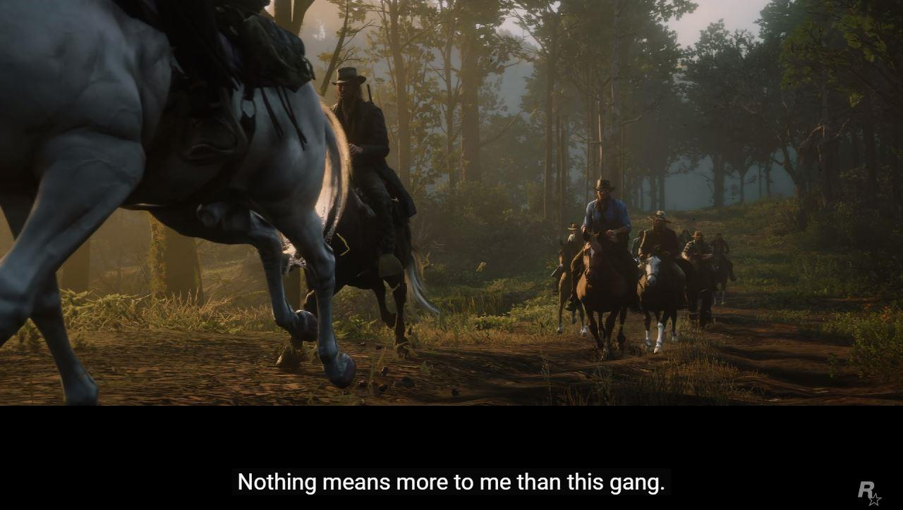 Really Breaking Down The Red Dead Redemption 2 Launch Trailer Gaming Nexus