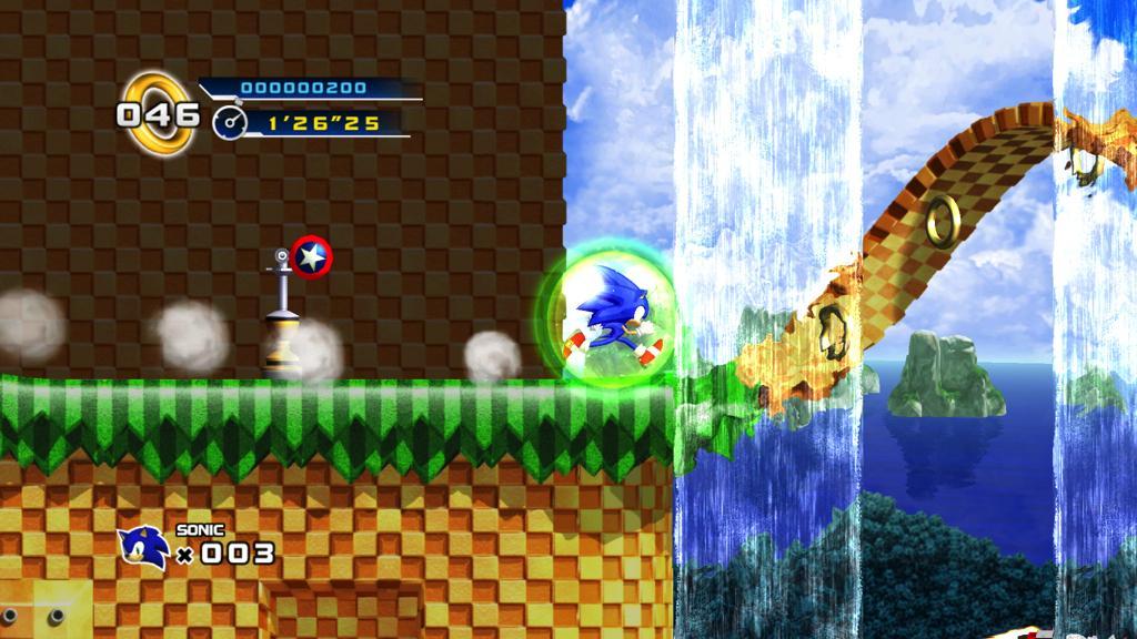 E3 2010: Sonic the Hedgehog 4 screens galore - Gaming Nexus