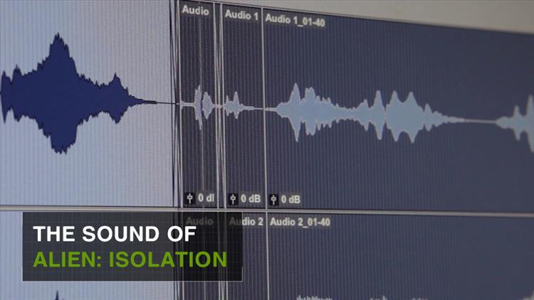 Scary Voice Audio
