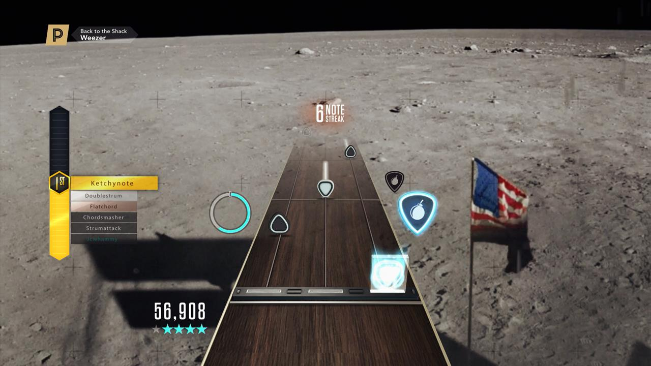 Guitar hero nude patchs sexy clips