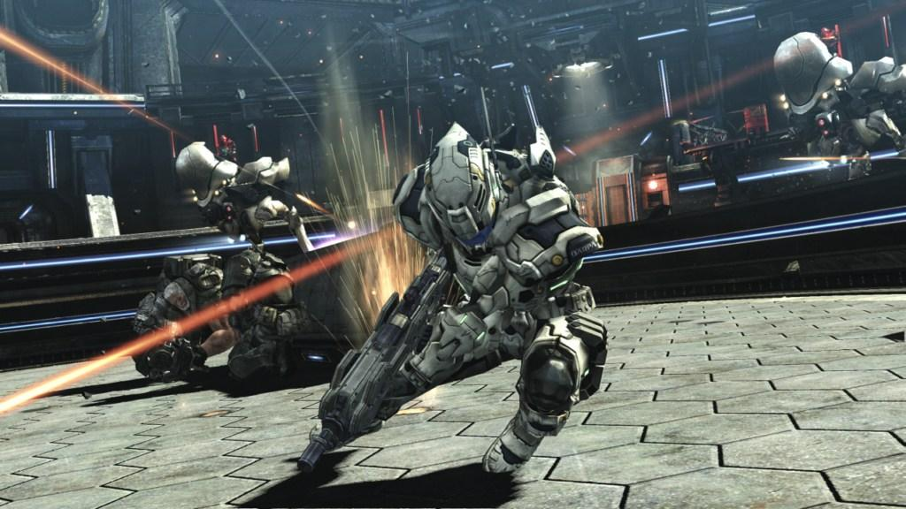 Vanquish Review - Gaming Nexus