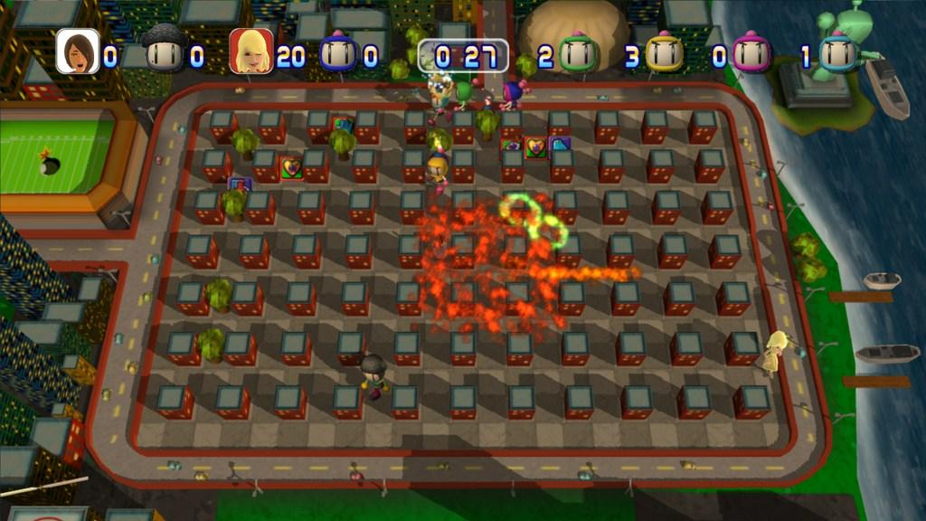 bomberman game online