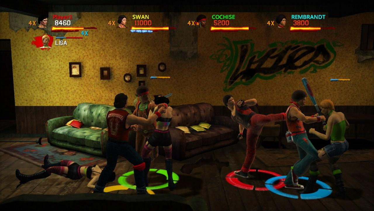 Fun Games For Xbox Original : The warriors street brawl review gaming nexus