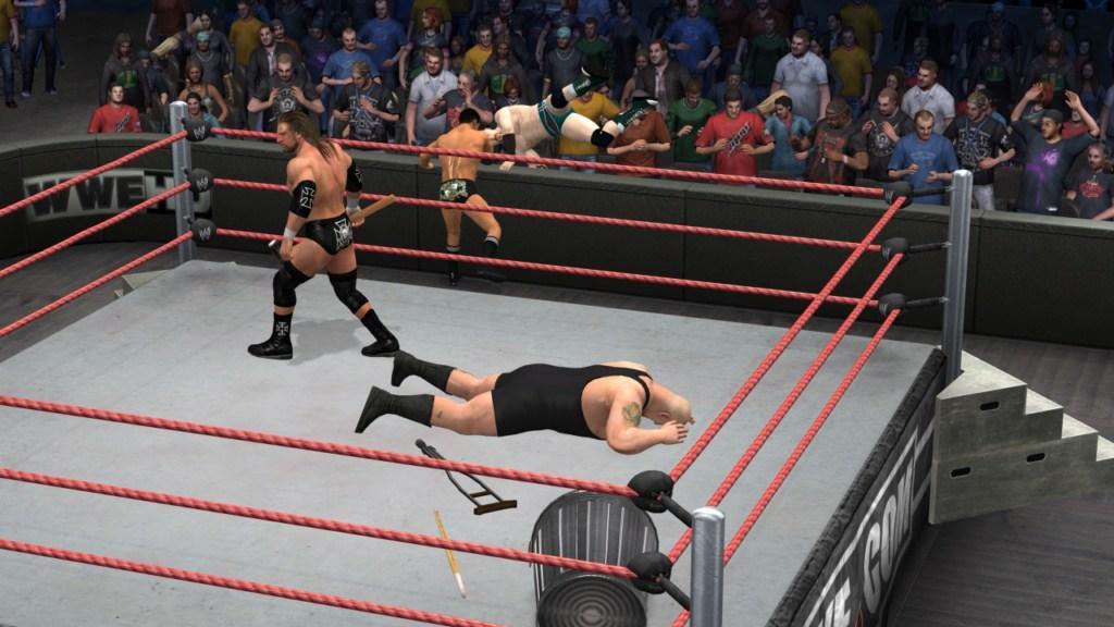 smackdown vs raw 2011 ps2 controls