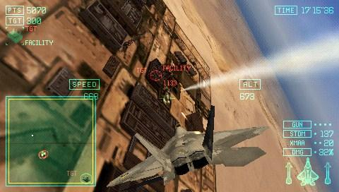 ace combat joint assault psp iso